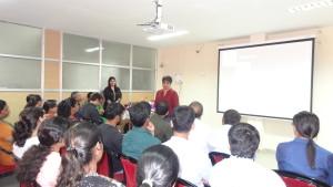 Inauguration of Smart Class