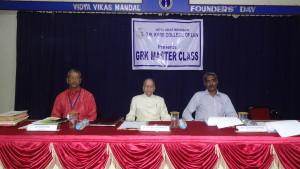 GRK Master Class