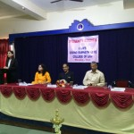 Inauguration of the Students Council at the hands of Teacher, actor, writer, Mr. Sanjay Talwadker