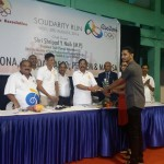 Gourav Gaounkar (Fifth Year B.A.LL.B) and Krupa Naik (Fourth year B.A.LL.B) secured the second place in the All Goa Inter-College Olympic Quiz Competition