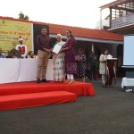 Students of G.R. Kare College of Law were declared 1st Runner-up at Constitution Quiz