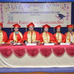 Celebration of Annual Farewell and Graduation Day at G.R. Kare College of Law